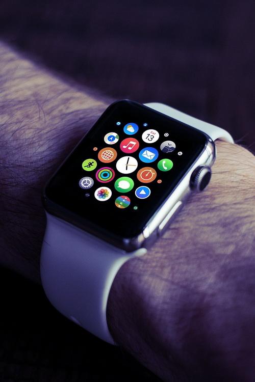 Digitalisierung im Alltag: Smartwatch